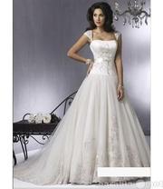 Продам свадебное платье(р-р 40-42