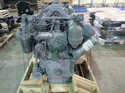 Новый двигатель ямз 238 Д 1 турбо