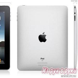 64GB iPad with Wi-Fi + 3G. +оригинальный чехол