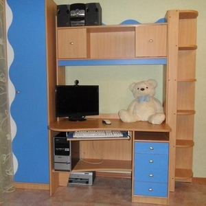 Продам мебель для детской «Ручеек-2»