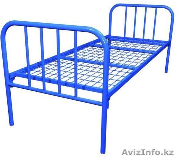 Реализуем кровати металлические в тюрьмы 2