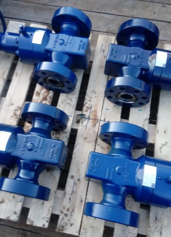 Задвижка маслонаполненная шиберная фланцевая ЗМС 65Х140,  d65мм,  Ду65 Ру140