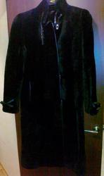 Продам меховое пальто женское из стриженной овчины
